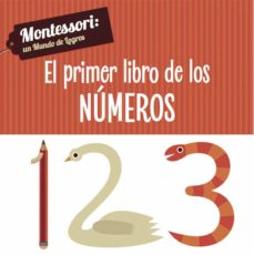 Geekmag.es Mundo De Logros :Primer Libro De Los Numeros (Vvkids) Image