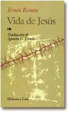vida de jesus (3ª ed.)-ernesto renan-9788471663771