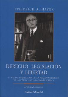 Titantitan.mx Derecho, Legislacion Y Libertad (2ª Ed.) Image