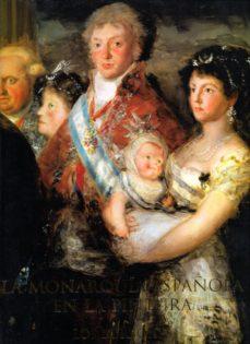 (pe) monarquia española en la pintura: los borbones-9788472548671