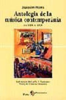 Bressoamisuradi.it Antologia De La Musica Contemporania: Del 1900 Al 1959 Image