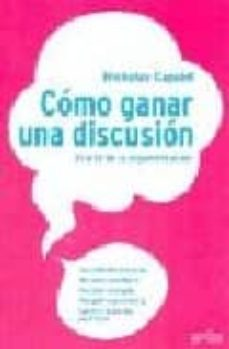 Titantitan.mx Como Ganar Una Discusion: El Arte De La Argumentacion Image