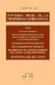Valentifaineros20015.es Novisima Suma De La Propiedad Horizontal Y De La Copropiedad: Los Complejos Residenciales, Industriales Y Comerciales, Las Urbanizaciones Privadas, Los Alojamientos Turisticos: Derechos De Aprovechami Image