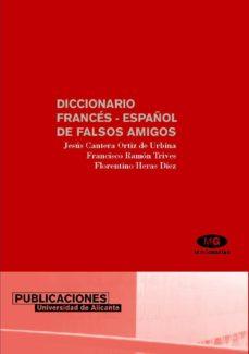 Enmarchaporlobasico.es Diccionario Frances - Español De Falsos Amigos Image
