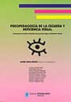 psicopedagogia de la ceguera: manual para la practica educativa c on personas con ceguera o baja vision-9788479863371
