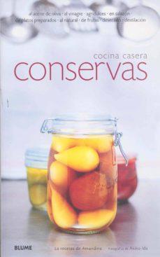 Inmaswan.es Conservas: Cocina Casera Image