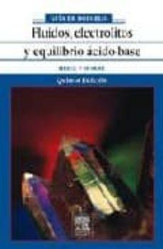 Chapultepecuno.mx Guia De Bolsillo: Fluidos, Electrolitos Y Equilibrio Acido-base Image