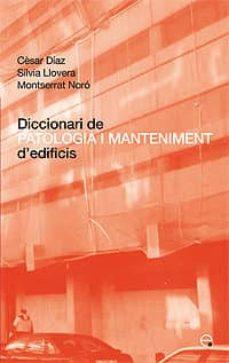 Viamistica.es Diccionari De Patologia I Manteniment D Edificis Image