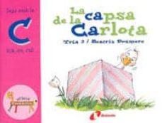 el zoo de les llestres: la capsa de la carlota-beatriz doumerc  vazquez-9788483041871