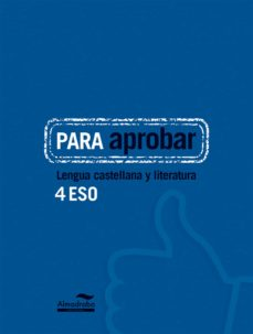 Carreracentenariometro.es Para Aprobar. Lengua Castellana Y Literatura 4 Eso Image