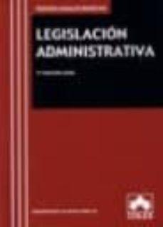 Encuentroelemadrid.es Legislacion Administrativa (5ª Ed.) Image
