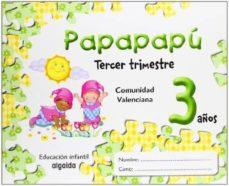 Carreracentenariometro.es Papapapú 3 Años (Tercer Trimestre) Image