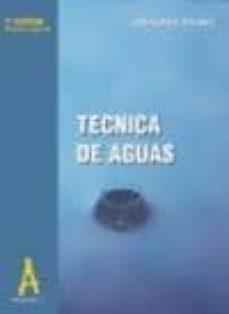 Iguanabus.es Tecnica De Aguas (2ª Ed.) Image