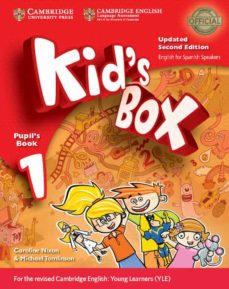 Descargar libros de texto en línea gratis en pdf KID S BOX ESS 1 2ED UPDATED PB/HM BOOKLET de  PDF CHM 9788490361771 (Spanish Edition)