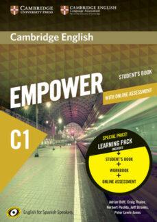 Leer libros descargados en kindle CAMBRIDGE ENGLISH EMPOWER FOR SPANISH SPEAKERS  de
