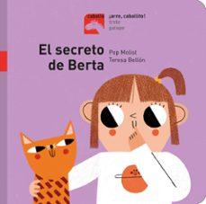 Cdaea.es ¡Arre Caballito! El Secreto De Berta (Mayusculas) Image