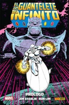 el guantelete del infinito: prologo-jim starlin-ron lim-9788491673071
