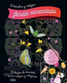 Descarga de libros de google en formato pdf. DESCUBRA Y RELÁJESE - JARDÍN ENCANTADO  9788491783671