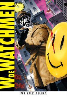 w de watchmen (2ª ed.)-rafael marin-9788492458271