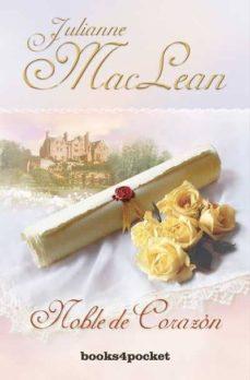 (pe) noble de corazon-julianne maclean-9788492516971