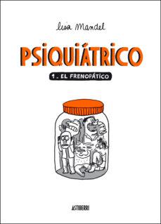 psiquiatrico nº 1: el frenopatico-lisa mandel-9788492769971