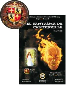 el fantasma de canterville = the canterville ghost (incluye cd) ( bilingue español-ingles)-oscar wilde-9788492803071