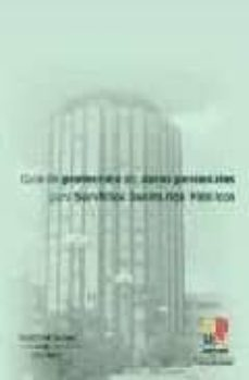 Descargar libros electrónicos google nook GUIA DE PROTECCION DE DATOS PERSONALES PARA SERVICIOS SANITARIOS PUBLICOS en español