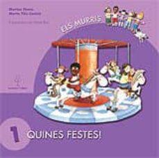 Permacultivo.es Els Murris-conte 1: Quines Festes! Image