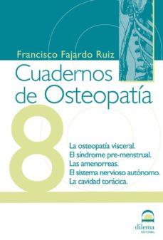 cuadernos de osteopatia nº 8-francisco fajardo ruiz-9788498271171