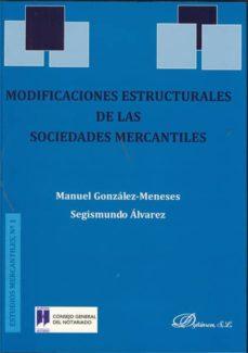 Ojpa.es Modificaciones Estructurales De Las Sociedades Mercantiles Image
