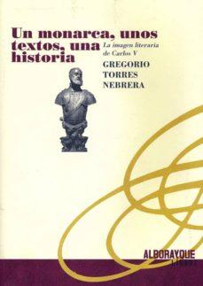 Inmaswan.es Un Monarca, Unos Textos, Una Historia: La Imagen Literaria De Car Los V Image