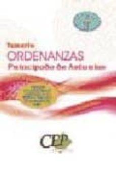 Followusmedia.es Oposiciones Ordenanzas Principado De Asturias. Temario Image