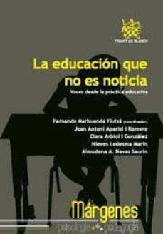 Curiouscongress.es La Educacion Que No Es Noticia. Voces Desde La Practica Educativa Image