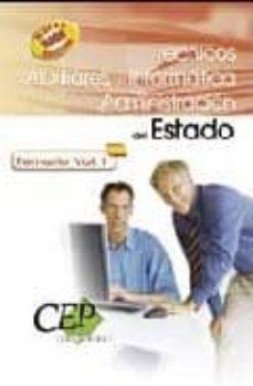 Ojpa.es Cuerpo Tecnicos Auxiliares De Informatica De La Administracion De L Estado. Temario Oposiciones (Vol. I) Image