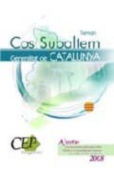 Permacultivo.es Temari Oposicions Cos De Subalterns De La Generalitat De Cataluny A Image
