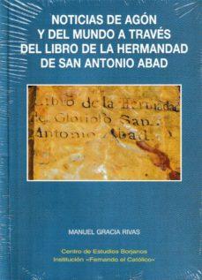 Mrnice.mx Noticias De Agon Y Del Mundo A Traves Del Libro De La Hermandad De San Antonio Abad. Image