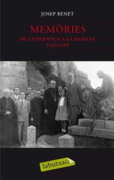 Emprende2020.es Memories I. De L Esperança A La Desfeta (1920-1939) Image