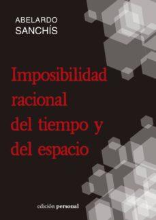 Javiercoterillo.es Imposibilidad Racional De Tiempo Y Espacio Image
