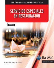 (MF1054_2)SERVICIOS ESPECIALES EN RESTAURACION - ADRIAN FLORES ALEGRIA | Adahalicante.org