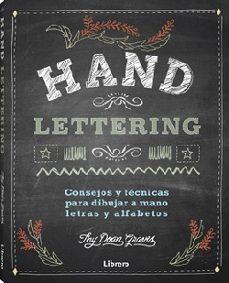 Descargar HAND LETTERING (DIBUJAR A MANO LETRAS Y ALFABETOS) gratis pdf - leer online