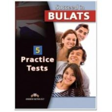succeed in bulats - 5 practice tests - tb-9789604134571