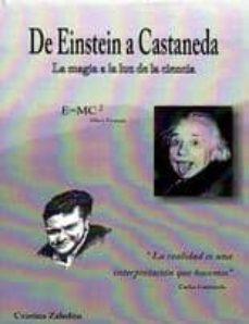 de einstein a castaneda: la magia a la luz de la ciencia-cristina zeledon-9789685671071