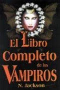 Bressoamisuradi.it El Libro Completo De Los Vampiros Image