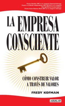 la empresa consciente (ebook)-fredy kofman-9789870426271