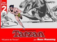 Inmaswan.es Tarzan De Russ Manning: Las Tiras Diarias Nº 2 Image