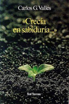 Ojpa.es Crecía En Sabiduría Image
