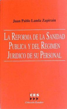 Viamistica.es La Reforma De La Sanidad Pública Y Del Régimen Jurídico De Su Personal Image