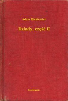 Dziady Część Ii Ebook Adam Mickiewicz Descargar Libro