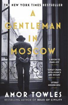 Descarga gratuita de la base de datos del libro GENTLEMAN IN MOSCOW en español RTF