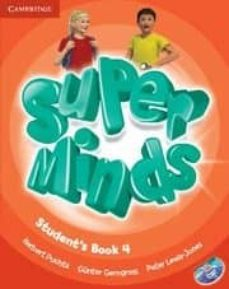Descargar libros de google books SUPER MINDS 4 STUDENT S DVD-ROM de  9780521222181 in Spanish